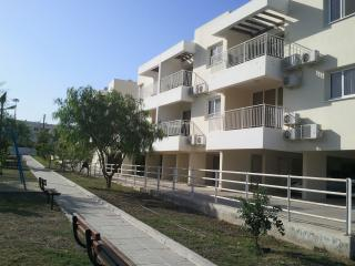 Nice Condo with A/C and Shared Outdoor Pool - Oroklini vacation rentals
