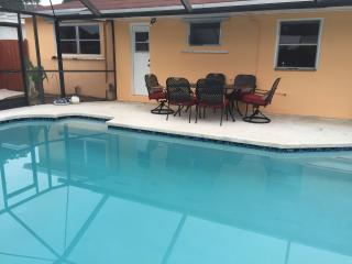 Heated pool 4 bed/ 2 bath renovated house - Hollywood vacation rentals