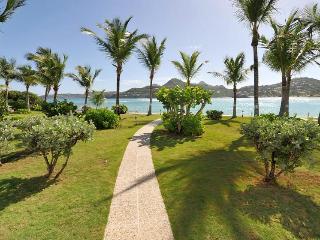 Oceanfront cottage just a short walk to Saint Jean Beach - Saint Jean vacation rentals