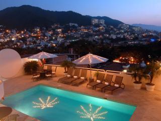 Located a short walk to the popular Romantic Zone in Puerto Vallarta and Los Muertos Beach - Puerto Vallarta vacation rentals