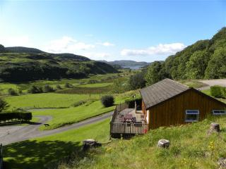Lovely Lodge with Deck and Internet Access - Oban vacation rentals