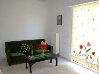 Traditional Greek island 1-BR Suite+Breakfst daily - Khalkis vacation rentals