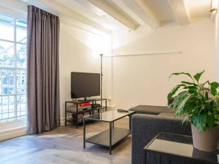 Stylish warehouse apartment near Central Station - Amsterdam vacation rentals