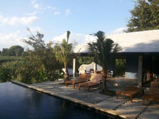 PING POOL VILLA 1, private riverfront pool villa - Chiang Mai vacation rentals