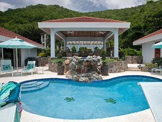 Blue Lagoon - Ideal for Couples and Families, Beautiful Pool and Beach - Mahoe Bay vacation rentals