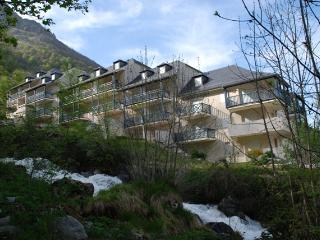 superbe T3 duplex calme superbe vue a 400 m du cv - Cauterets vacation rentals