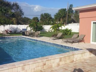 2015 Remodeled Private Home With 35' Pool,3Br,2Ba - Cocoa Beach vacation rentals
