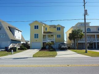 Joe's Beach House - Kure Beach vacation rentals