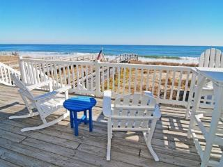 Dave's Beach House- Beautiful 6 Bedroom Oceanfront House - Kure Beach vacation rentals