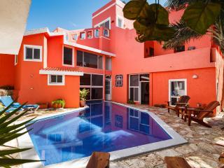 Casa Luna Ocean front home, amazing Caribbean view - Akumal vacation rentals