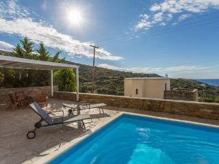 Andros villa swimming pool - Gavrio vacation rentals