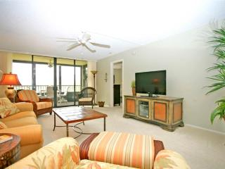 Gulf and Bay Club 204C, 2 Bedroom, Beach Front, 3 Pools, Gym, Spa, Sleeps 6 - Siesta Key vacation rentals