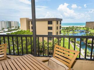 Gulf and Bay Club 701C, 2 Bedroom, Corner Penthouse, 3 Pools, Gym, Sleeps 6 - Sarasota vacation rentals