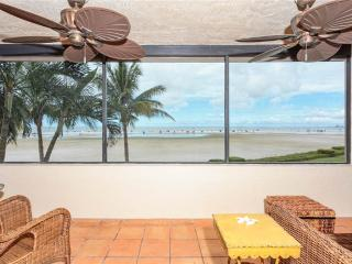 Sandarac A201, 2 Bedrooms, Gulf Front, Elevator, Heated Pool, Sleeps 6 - Fort Myers Beach vacation rentals