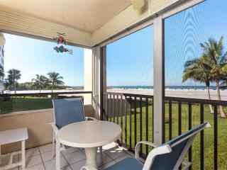Sandarac B209, 2 Bedrooms, Gulf Front, Elevator, Heated Pool, Sleeps 6 - Fort Myers Beach vacation rentals