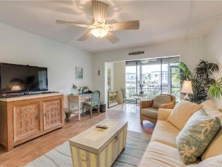 Estero Yacht & Racquet 311, Ground Floor, Canal View, Heated Pool, Tennis - Fort Myers Beach vacation rentals