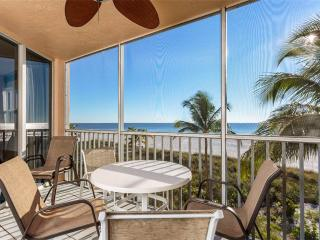 Estero Island Beach Villas 204, 2 Bedrooms, Gulf Front, Heated Pool - Fort Myers Beach vacation rentals