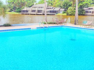 Fisherman's Cove 11, 3 Bedrooms, Waterfront Condo, Sawgrass, Sleeps 6 - Ponte Vedra Beach vacation rentals