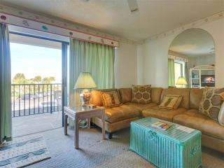 Ocean Villas 40, 2 Bedroom, Ocean View, Pool, WiFi, Sleeps 7 - Saint Augustine vacation rentals