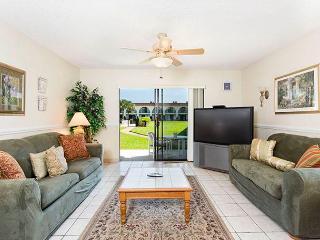 Ocean Club II 17, 2 Bedrooms, Ground Floor, Pet Friendly, Sleeps 8 - Saint Augustine vacation rentals