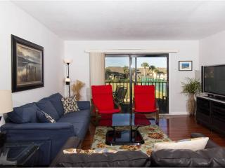 Colony Reef 18B, 2 Bedrooms, Indoor Pool, Tennis, WiFi, Sleeps 7 - Saint Augustine vacation rentals