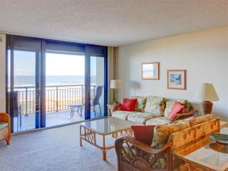 Barefoot Trace 415, 2 Bedrooms, Ocean Front, Pool, WiFi, Sleeps 6 - Saint Augustine vacation rentals