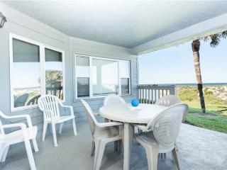 Ocean Eight 101, 2 Bedrooms, Ocean Front, Pool, WiFi, Sleeps 6 - Saint Augustine vacation rentals