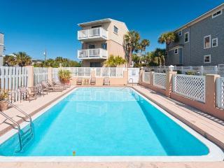 Paradise Ocean, 3 Bedrooms, Vilano Beach, Ocean Front, Pool, Sleeps 6 - Saint Augustine vacation rentals