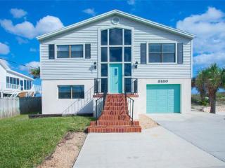 Turtle Cove, 4 Bedrooms, Ocean Front, Vilano Beach, WiFi, Sleeps 8 - Saint Augustine vacation rentals