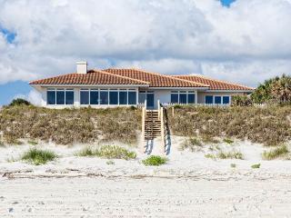 Atlantic Angel, 4 Bedrooms, Ocean Front, Private Pool, Sleeps 12 - Saint Augustine vacation rentals