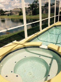 Updated 4 Bedroom 3 Bath Pool Home in Bridgewater Crossings. 102HBD. - Image 1 - Kissimmee - rentals