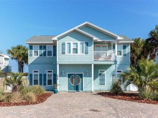 Peace of Paradise, 5 Bedrooms, Beach Front, Private Pool, Sleeps 14 - Saint Augustine vacation rentals