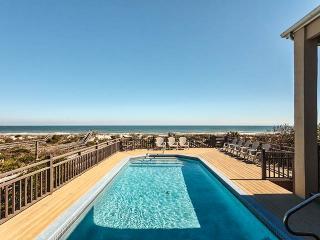 Rainbow Cay, 4 Bedroom, Ocean Front, Private Pool, WiFi, Sleeps 10 - Saint Augustine vacation rentals