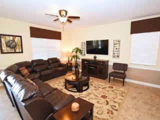 8 Bedroom Pool Home In Upscale Golf Resort. 1490MVD - Kissimmee vacation rentals