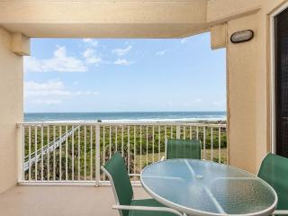 Surf Club I 2301, 2 Bedrooms, Ocean Front, 3rd Floor, Pool, WiFi, Sleeps 4 - Palm Coast vacation rentals