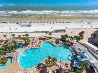 Ocean Walk 1208, 1 Bedroom, Ocean View, Pools, Lazy River, Sleeps 6 - Ormond Beach vacation rentals