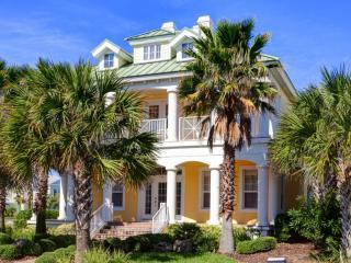 Ocean Way, 4 Bedrooms, Cinnamon Beach, WiFi, Sleeps 8 - Palm Coast vacation rentals