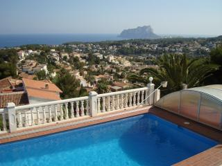 Casa Del Sol with views of the famous Ifach Calpe - Teulada vacation rentals