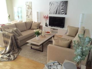 LUXURY! NEW! CENTRAL BERLIN! 3 ROOM, 2BEDROOM/2BATH, 3 min to subway, HUGE! - Berlin vacation rentals