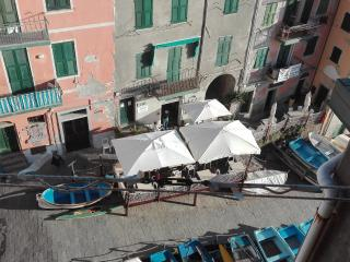 2 bedroom Apartment with A/C in Riomaggiore - Riomaggiore vacation rentals