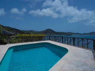 Surrounded by Tropical Gardens - Pointe Milou vacation rentals