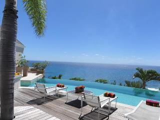 Perfect 3 bedroom Toiny Villa with A/C - Toiny vacation rentals