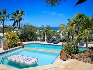 Allamanda - Four Island view with Five Star surroundings - Orient Bay vacation rentals