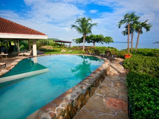 Nice Villa with A/C and Wireless Internet - Mahoe Bay vacation rentals