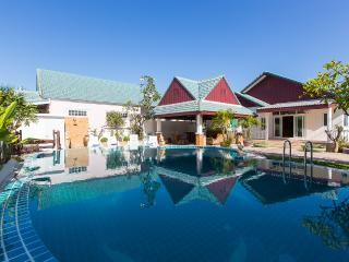 HUA HIN - New big private salt water pool - Hua Hin vacation rentals