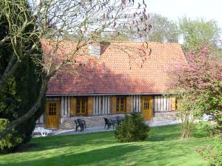 Maison normande à proximité de la mer - Hautot-l'Auvray vacation rentals