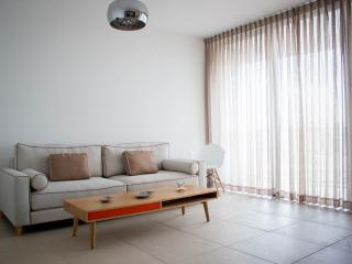 2 bedroom apartment with a great balcony - Jaffa vacation rentals
