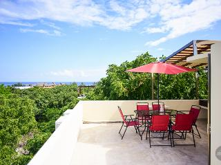 3 bd PH for 10, private terrace, near the beach - Playa del Carmen vacation rentals