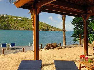 Super Private, Ideal for Couples & Families, Heated Pool, Private Dock for Swimming - Marigot vacation rentals