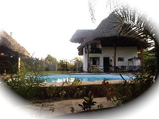 Coast Sun Gardens Cottage, Villa Buffalo,to 6pers. - Msambweni vacation rentals